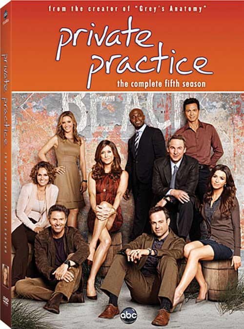 Private Practice – Saison 5