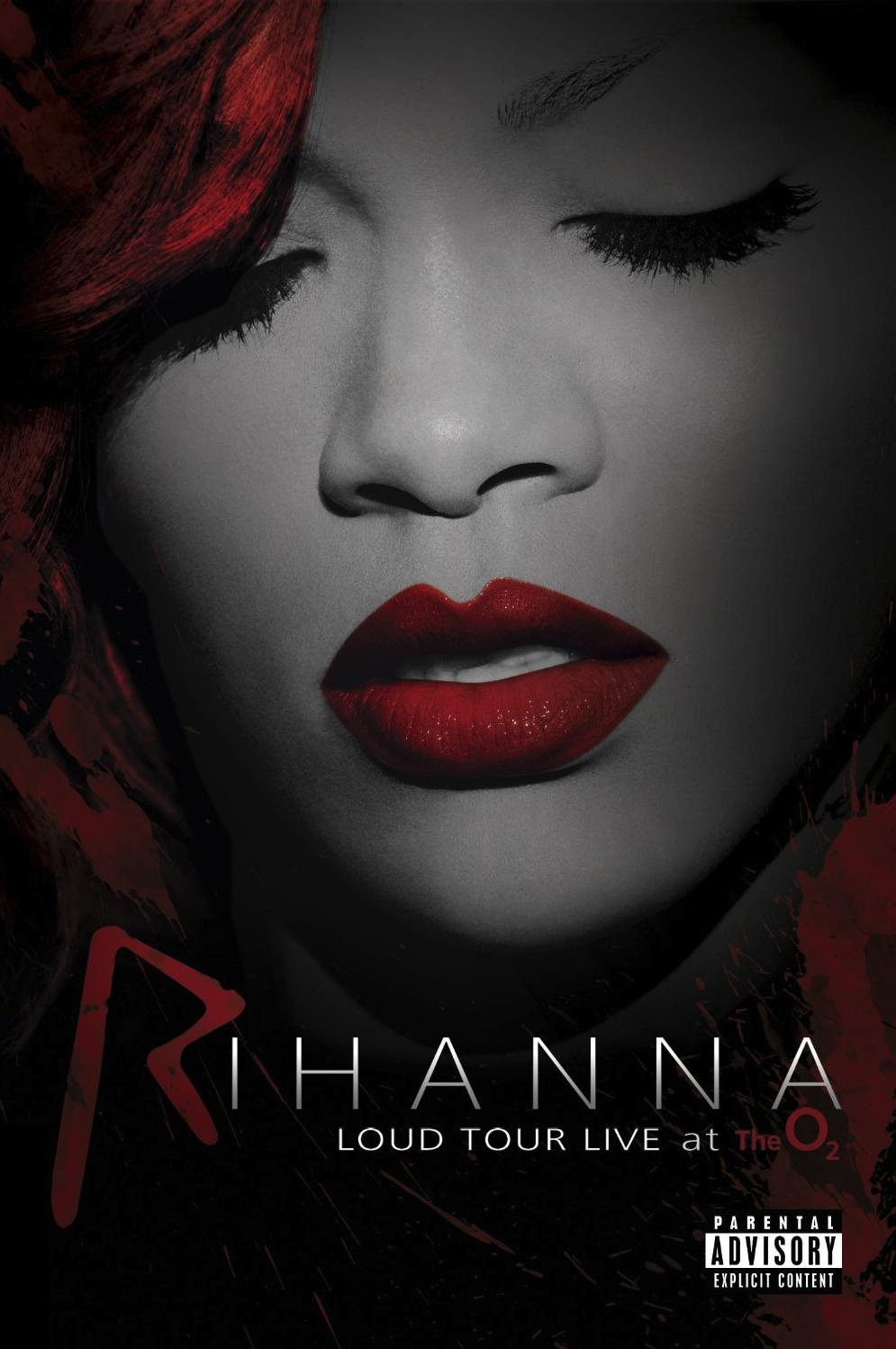 Rihanna Loud Tour Live at the O2 2012