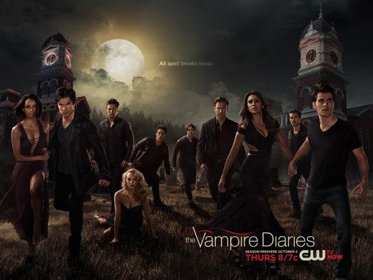 The Vampire Diaries - Saison 1 a 6 [VOSTFR-HDTV-HD 720p]