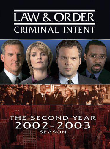 Law And Order: Criminal Intent – Saison 2