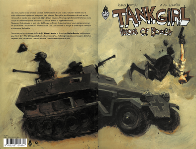 Tank Girl - Visions Of Booga