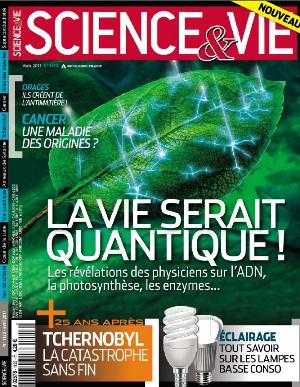 Science et Vie N°1123 - Avril 2011