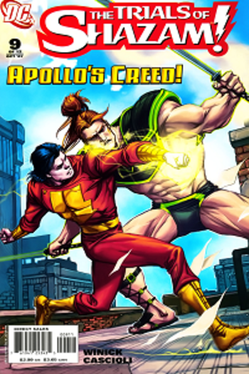 The Trials of Shazam! - Tome 9