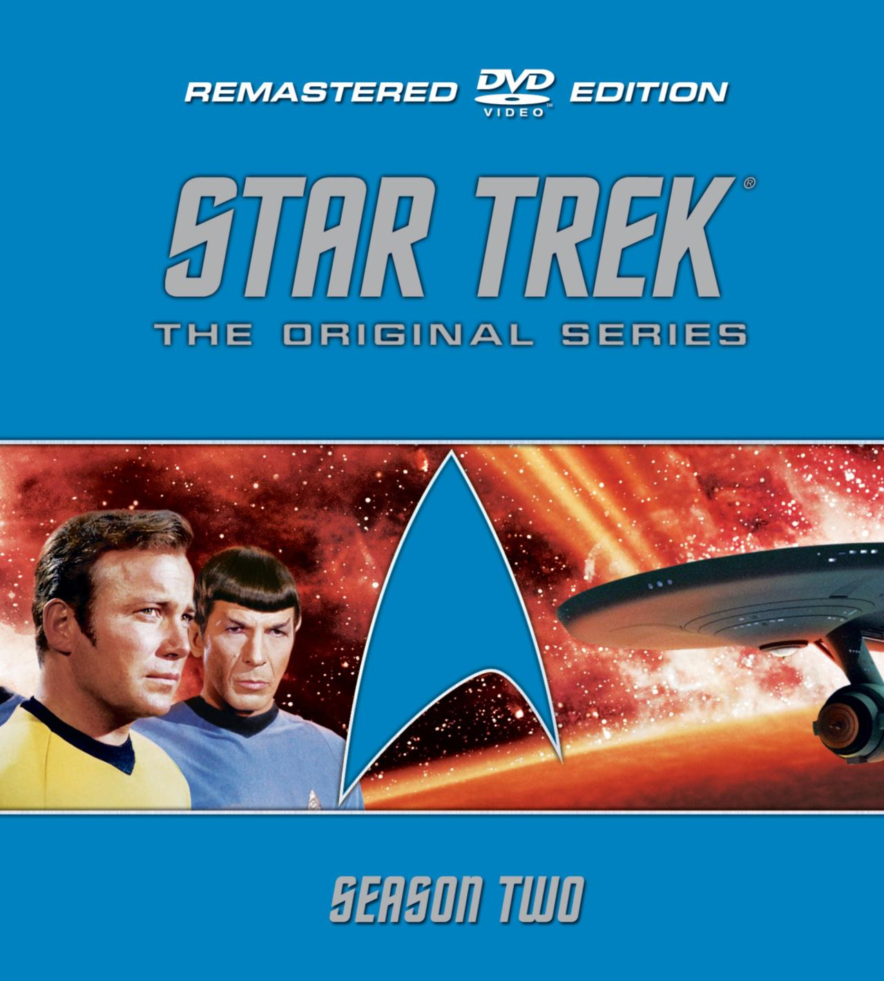 Star Trek TOS Remastered – Saison 2