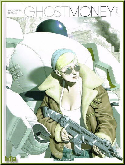 Ghost Money 5 Tomes PDF CBR HD [BD][MULTI]
