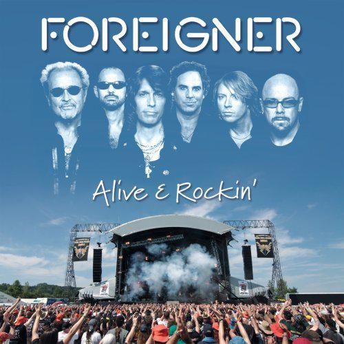 Foreigner - Alive and Rockin [MULTI]