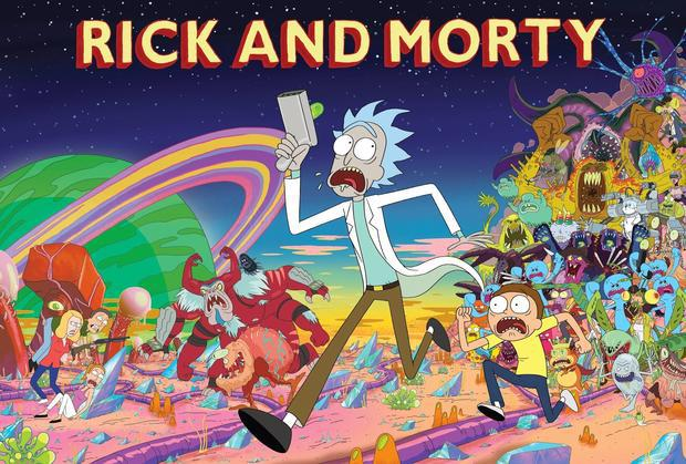 Rick and Morty – Saison 2 (Vostfr)