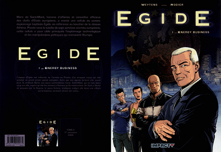 Egide - Tome 1 - Energy Business