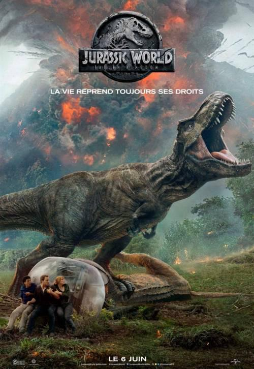 Jurassic World : Fallen Kingdom (2018)