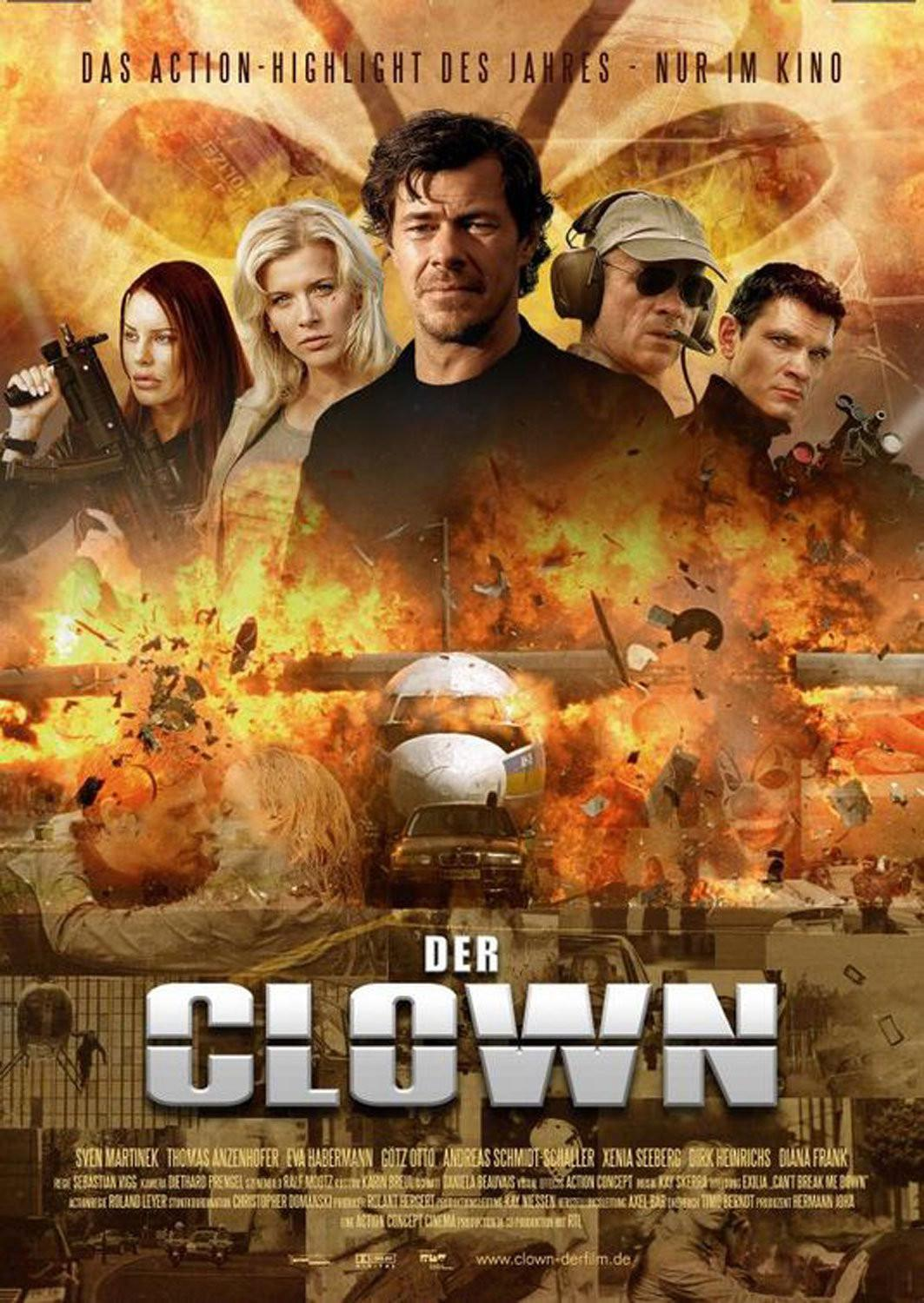 Le Clown – Saison 6