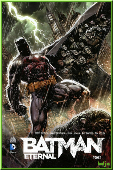 Batman Eternal Tome 1 [COMIC][MULTI]