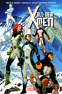 All-New X-Men [Tome 05] [COMICS]