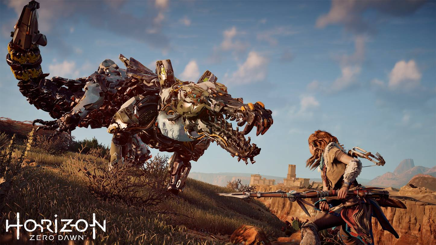 Horizon Zero Dawn Test fr