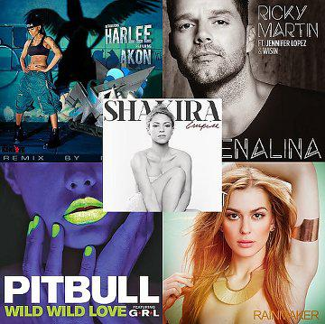 iTunes Singles Pack (February, vol.2) 2014