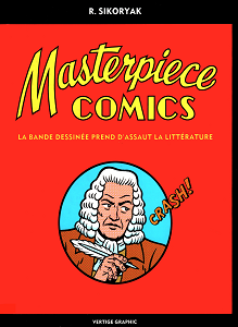 MasterPiece Comics [COMICS]