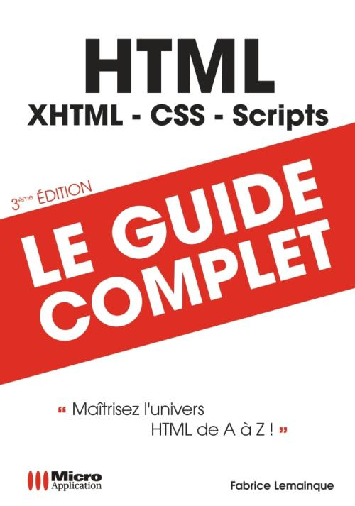 HTML: Le guide Complet