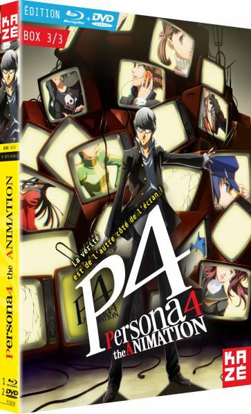 Persona 4 The Animation – Saison 1