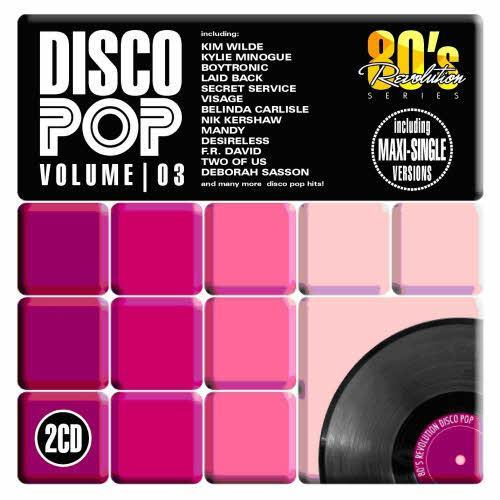 [MULTI] 80s Revolution Disco Pop Volume 3