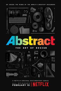 Abstract : L'art du design Saison 1 Vostfr