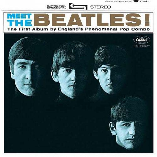 The Beatles - The U.S Albums : Meet The Beatles! (2014)
