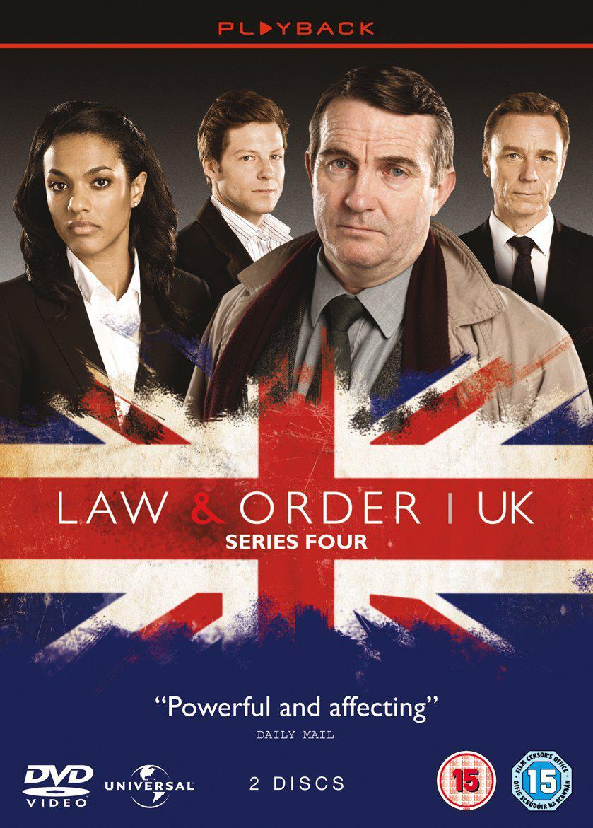 Law & Order: UK – Saison 4
