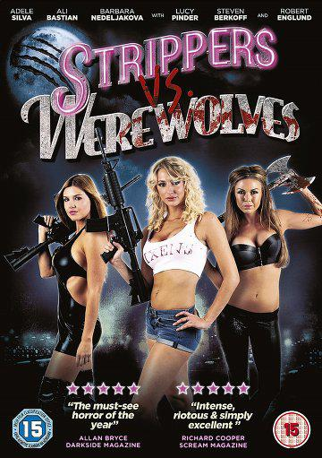 Strippers vs Werewolves (Vostfr)