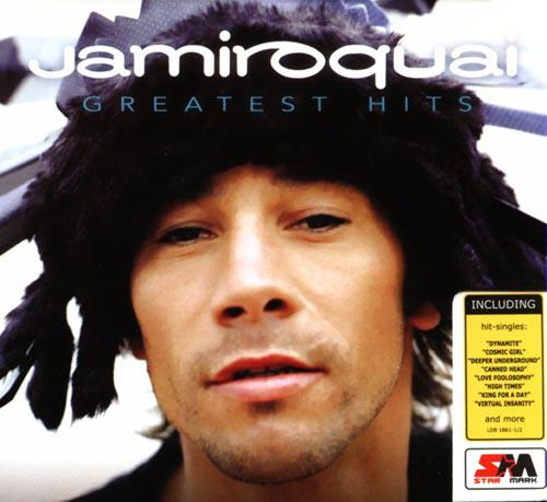 Jamiroquai - greatest hits
