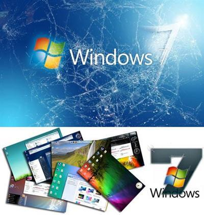 Windows 7 Themes Collection-eSoft [Multi]