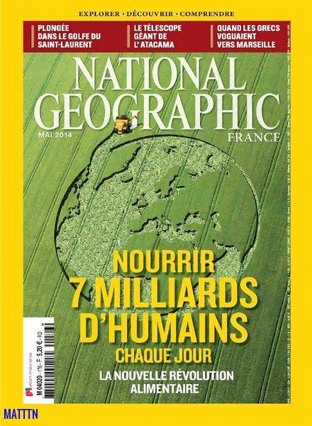 National Geographic France No.176