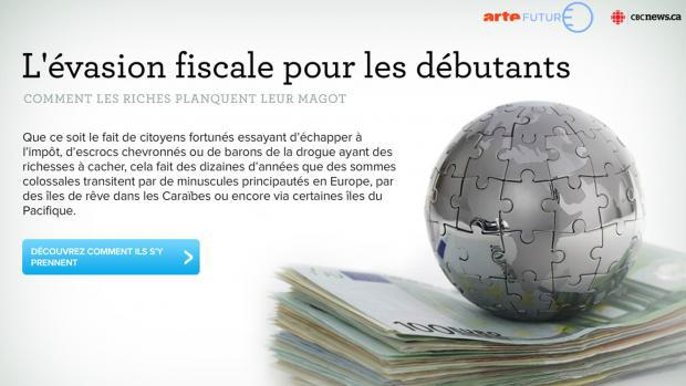 Evasion Fiscale Le Hold up du Siecle