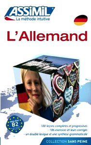 L'Allemand. Collection Sans Peine [AUDIOBOOK+PDF]