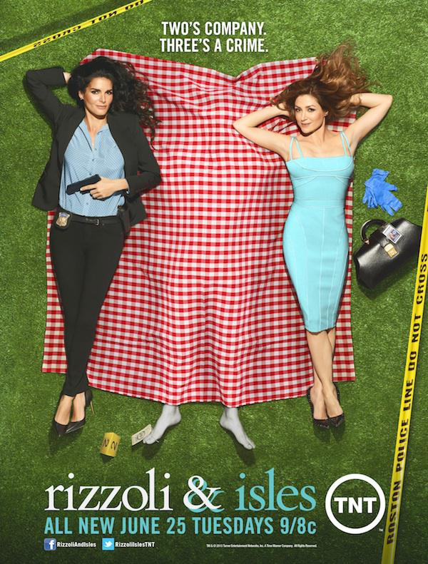 Rizzoli and Isles – Saison 4