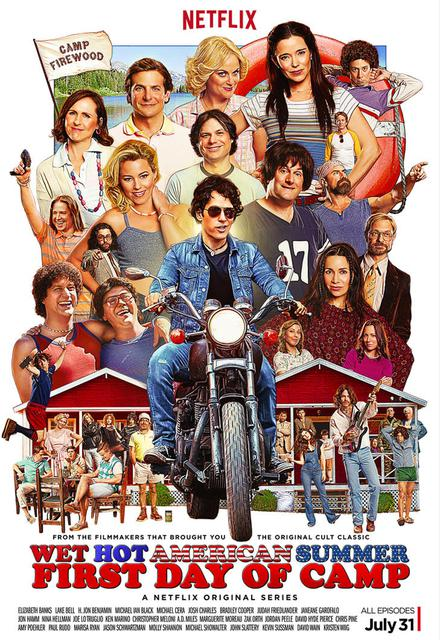Wet Hot American Summer: First Day of Camp – Saison 1 (Vostfr)
