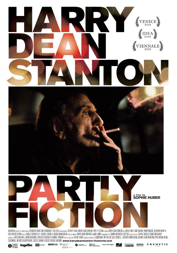 Harry Dean Stanton Partly Fiction (Vostfr)