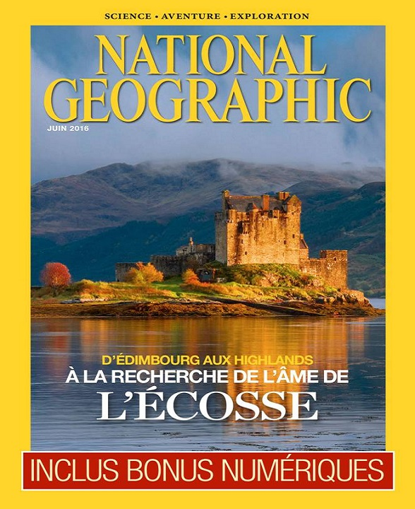 télécharger National Geographic N°201 - Juin 2016