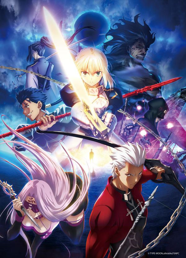 [MULTI] Fate Stay Night : Unlimited Blade Works EP [11/??] [VOSTFR] [HD 720p]