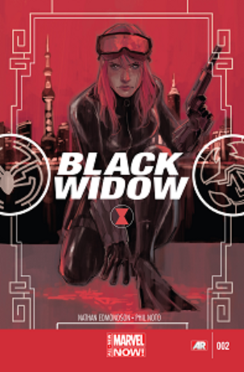 Black Widow - Tome 2 (Marvel Now)