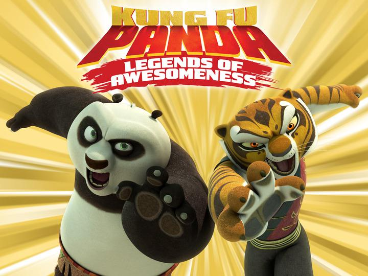 Kung Fu Panda: L'Incroyable Légende - Saison 1 Complete [FRENCH] [HDTV]