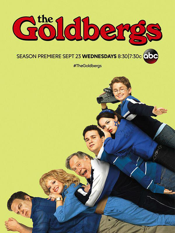 The Goldbergs – Saison 3 (Vostfr)
