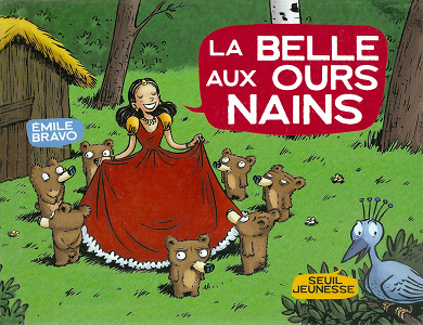 Boucle D'or et Les Sept Ours Nains - Tome 3
