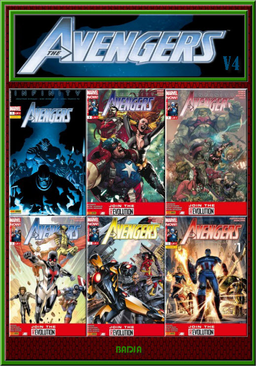 Telecharger the avengers 4 me s rie 9 tomes comic multi - Avengers 2 telecharger ...