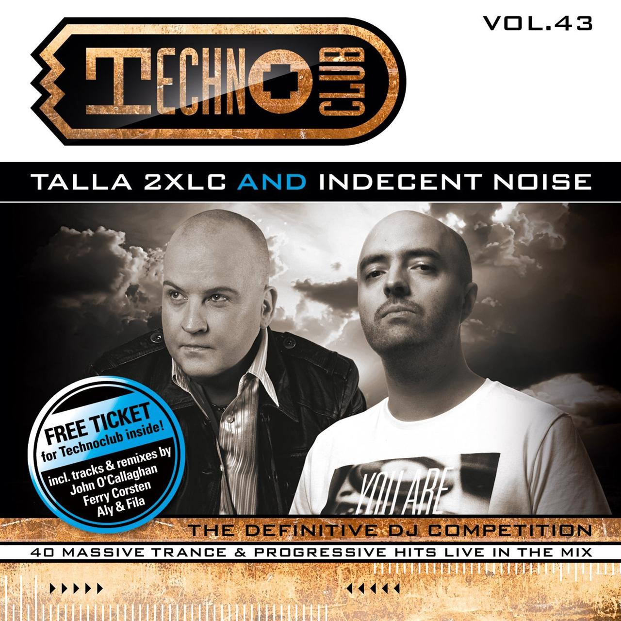 Techno Club Vol 43 (2013) [MULTI]