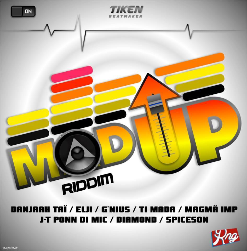 Mad Up Riddim (2014) [MULTI]