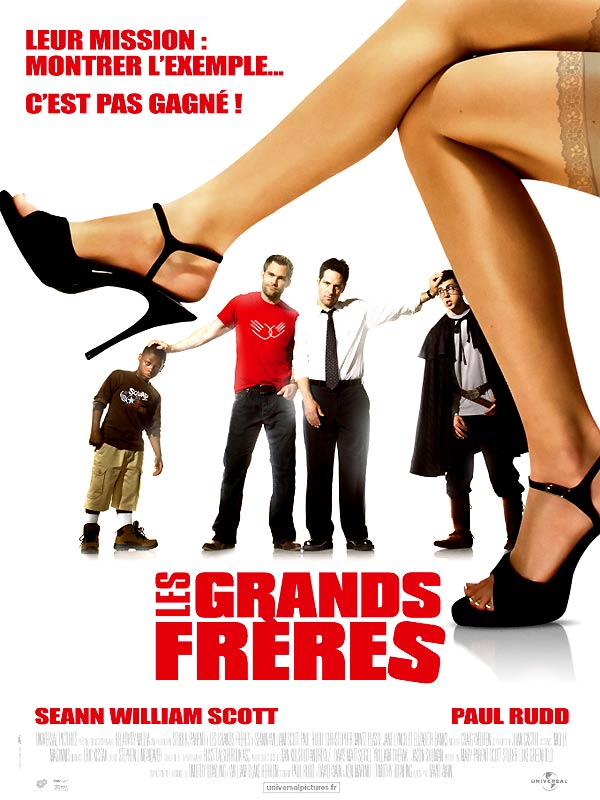 Les Grands frères (AC3) [FRENCH] [BRRIP] [MULTI]