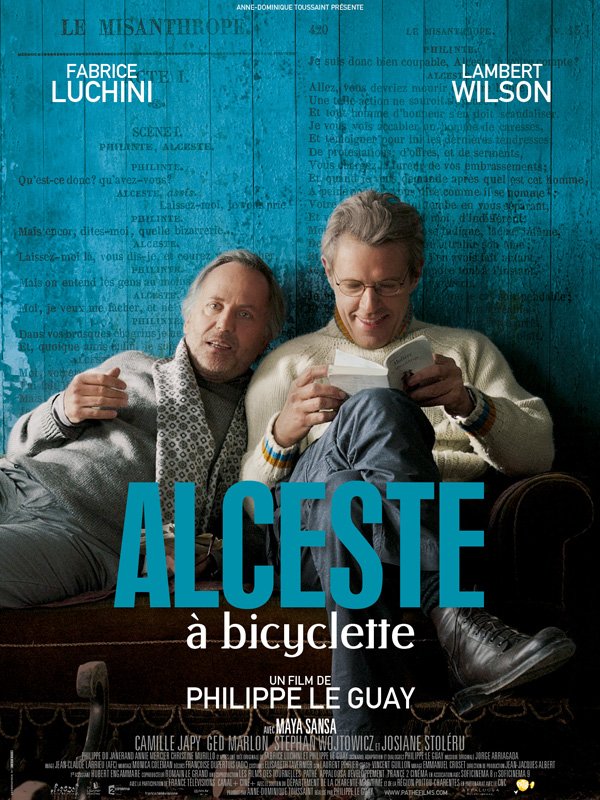 Alceste A Bicyclette [FRENCH] [BDRIP] [MULTI]
