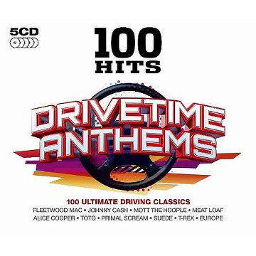 [MULTI] 100 Hits - Drivetime Anthems (2013)