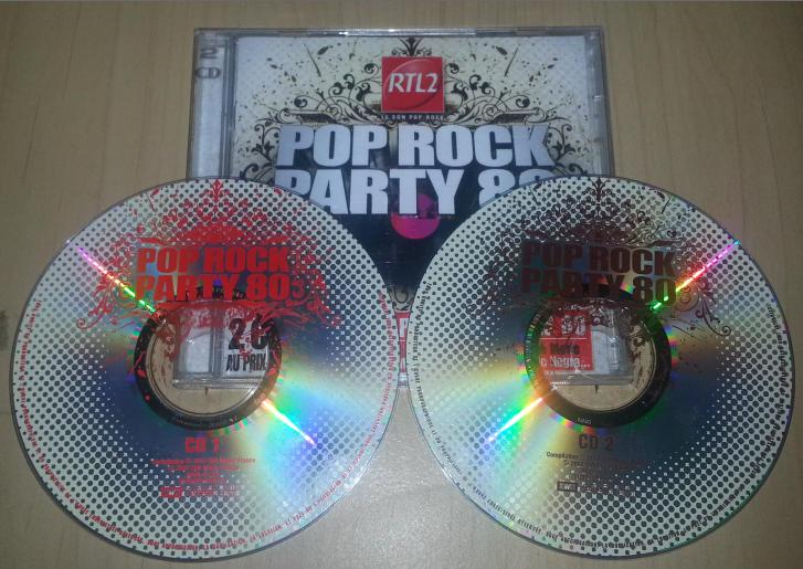 RTL2 Pop Rock Party 80 [MULTI]