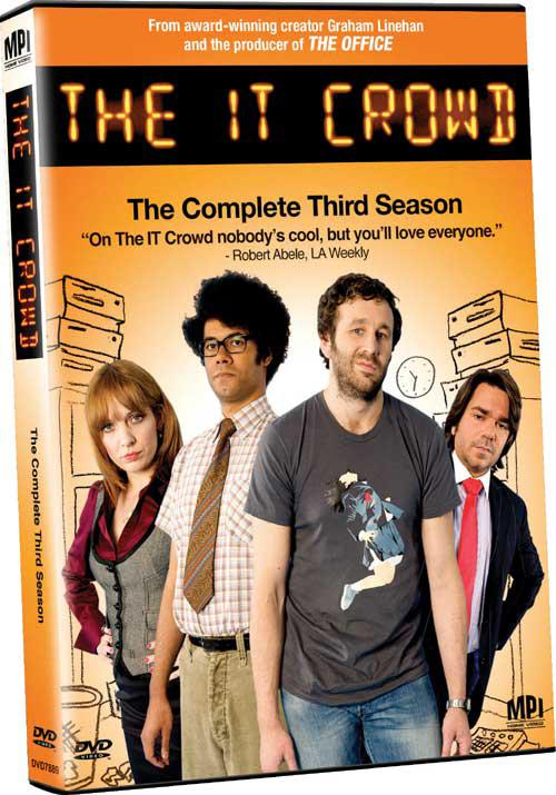 The IT Crowd – Saison 3