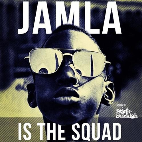 9th Wonder Presents Jamla Is The Squad (2014)