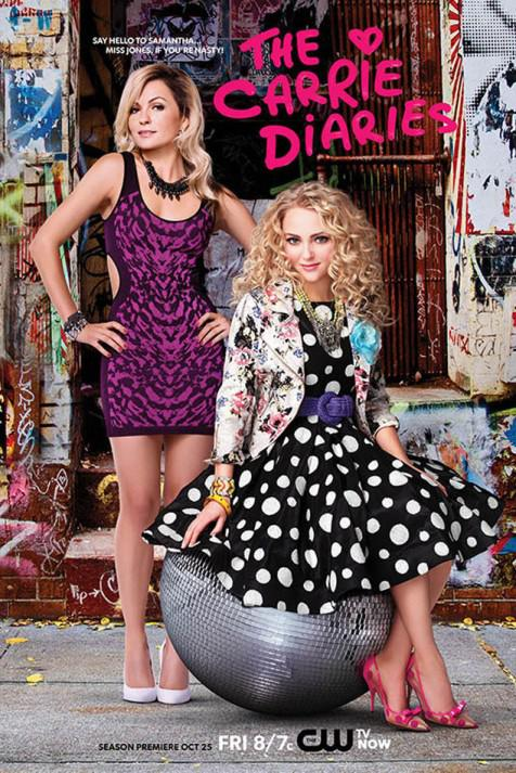The Carrie Diaries – Saison 2